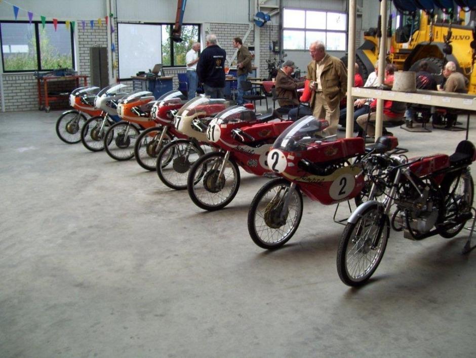 Jamathi clubdag 2008 Veghel