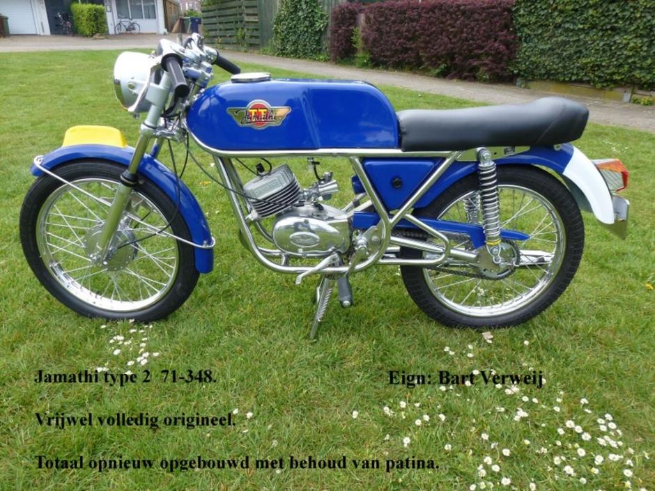 Jamathi type 2 framenummer 71348