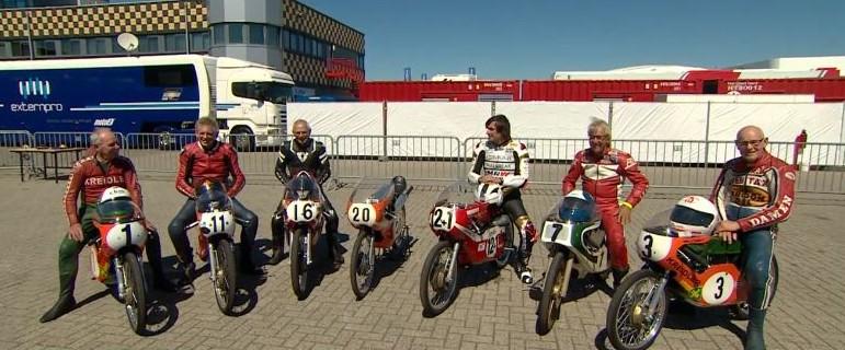 50 cc TT Parade tijdens de Dutch TT 2018