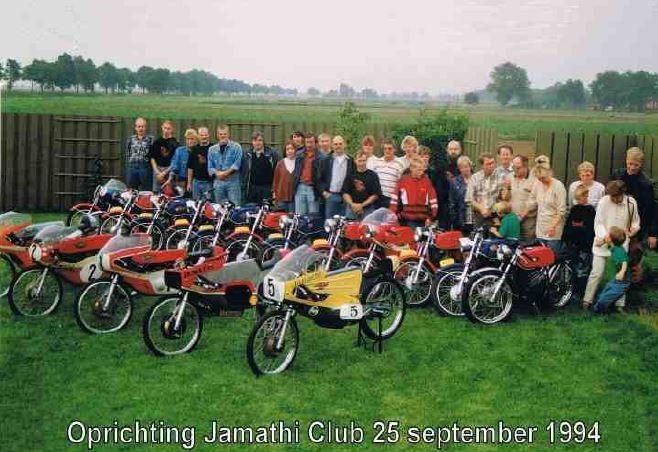 - 25 jaar Jamathi Club - 1994 - 1999
