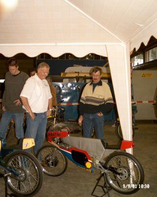 Jamathi clubdag 2001 Heesch